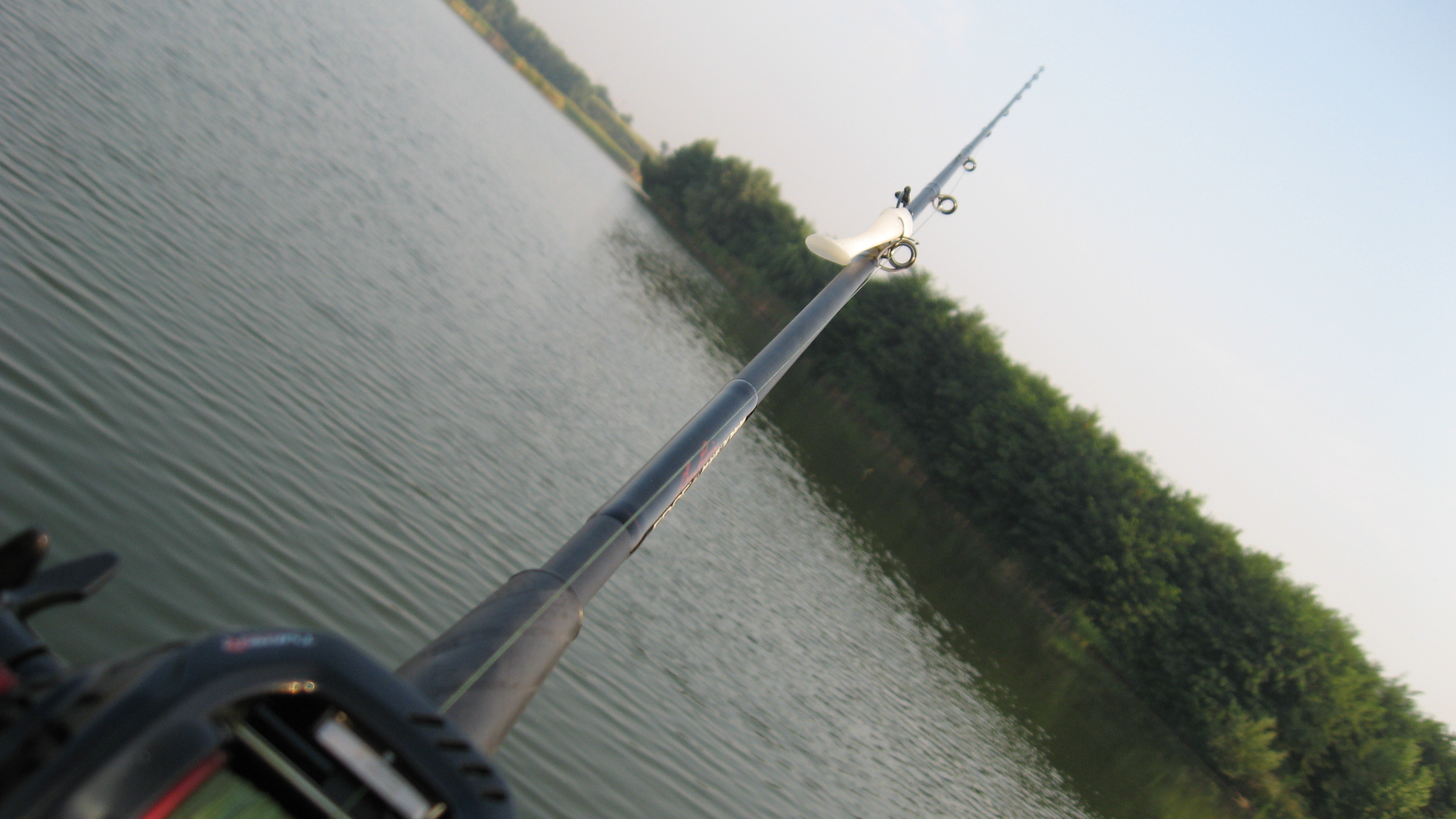 Tomorrow 39 s edge today the edge swim bait 805 1 hm rod by for Edge fishing rods