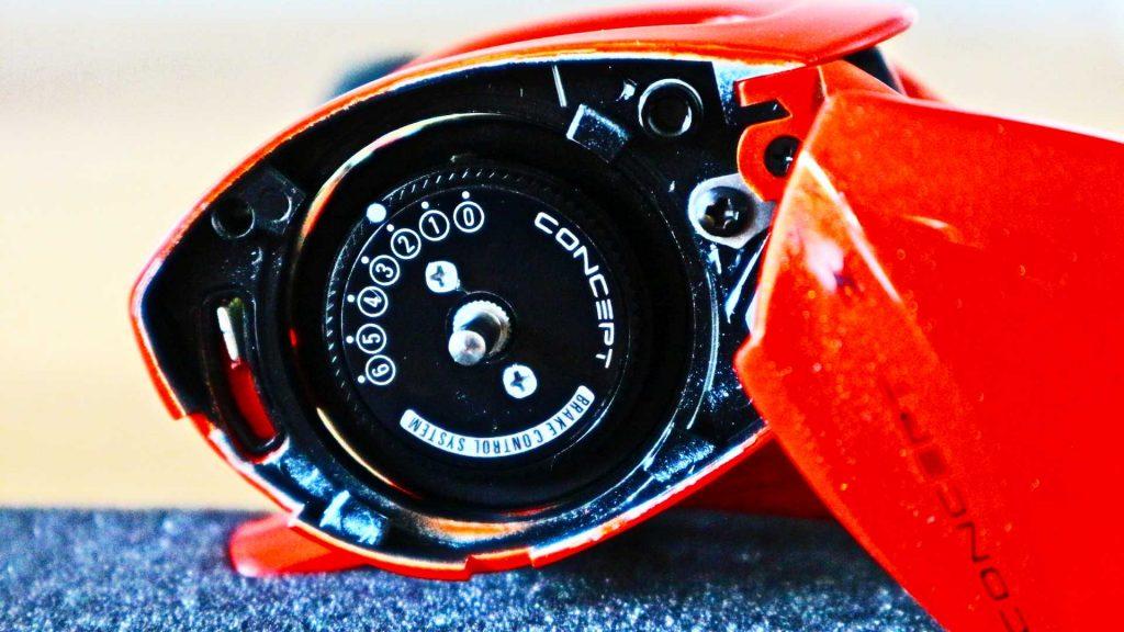 Concept Z: Livrează sau nu Portocala mecanică? Sistemul de frânare centrifugal.